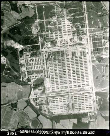 cAuschwitz, Aug 23, 1944: click for better enlargement