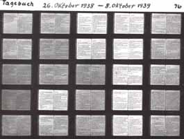Goebbels Diaries on microfiches