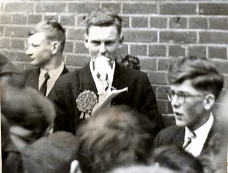 school election, 1955