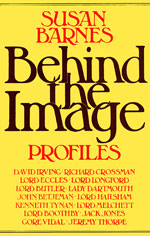 Behind the Image by Susan Baarnes