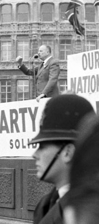 Oswald Mosley, May 1962