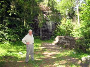 One of Himmler'sbunkers